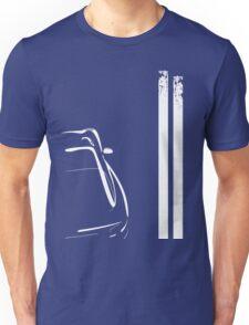 Viper Stripes (Grunge) T-Shirt