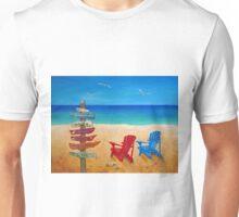 Finding Paradise Unisex T-Shirt