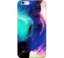 Deep Blue Watercolor iPhone Case/Skin