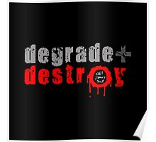 Degrade and Destroy Poster