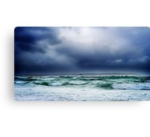 Dwarfed by Mother Nature Canvas Print