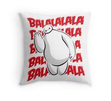 Balalalala Throw Pillow