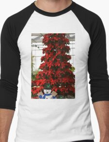 Unique and Beautiful Christmas Tree! Men's Baseball ¾ T-Shirt