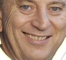 Dennis Cometti Sticker