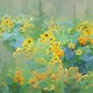 *Sunflower Field* by DeeZ (D L Honeycutt)