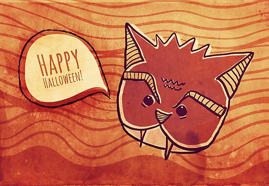 Happy Halloween by fixtape