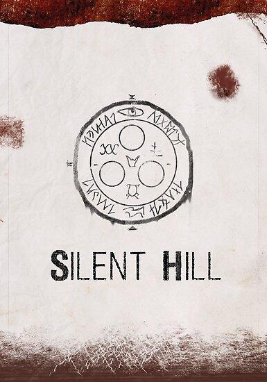 Silent Hill Minimalist by Konoko479