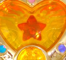 Sailor Moon's Eternal Compact Sticker