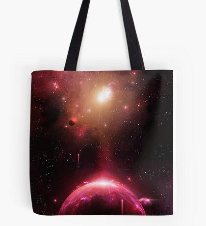 Nights End Tote Bag
