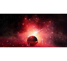 Mesmerizing Nebula Photographic Print