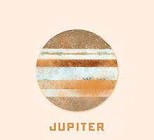 Jupiter by sfrost
