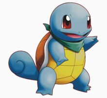 Squirtle Cute Kids Clothes