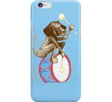 Drum Dog iPhone Case/Skin