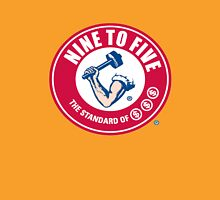 9 to 5 Arm and Hammer logo Unisex T-Shirt