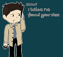 Cas by Roxy J