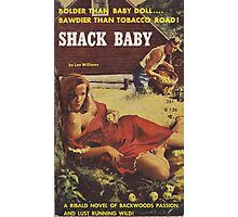 Shack Baby - Lon Williams Photographic Print