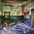 Office at Abandoned Coal Breaker by franceshelen
