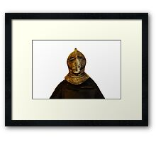 The Knight II Framed Print