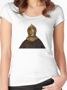 The Knight II Women's Fitted Scoop T-Shirt