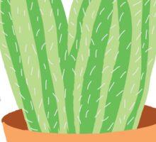 Cactus Fun. Sticker