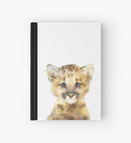 Little Mountain Lion Hardcover Journal