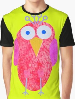 Owlette II Graphic T-Shirt