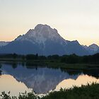 Grand Tetons by jolynncreations