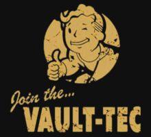 Join the Vault-Tec by frankzandbeanz