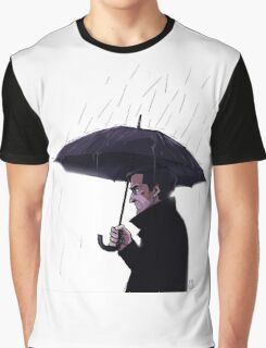 frederick chilton + rainy day Graphic T-Shirt