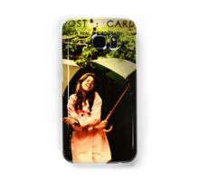 Lithuania, the country of rain Samsung Galaxy Case/Skin