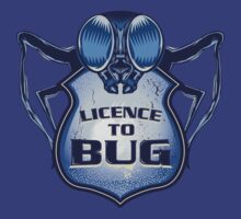 Licence To Bug by OffsetPath