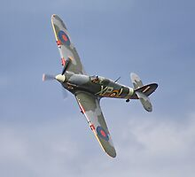 Hawker Hurricane - Wings & Wheels Dunsfold - 2012 by Colin J Williams Photography