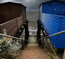 Between You and Me, Steps Have Been Taken... by Andy Freer