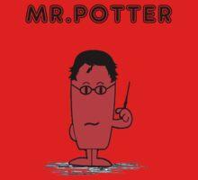 Mr.Potter Kids Tee