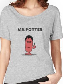 Mr.Potter Women's Relaxed Fit T-Shirt