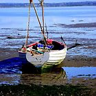 Boat at Low Tide.. by EithneMMythen