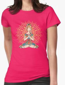 Yoga Om Chakras Mindfulness Meditation Zen 4 T-Shirt