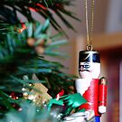 Nutcracker ornament by Ms-Bexy