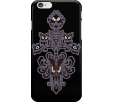 Haunted Mansion Wallpaper- Cutout iPhone Case/Skin