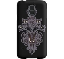 Haunted Mansion Wallpaper- Cutout Samsung Galaxy Case/Skin