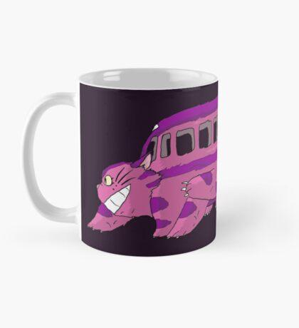Cheshire no totoro - run Mug