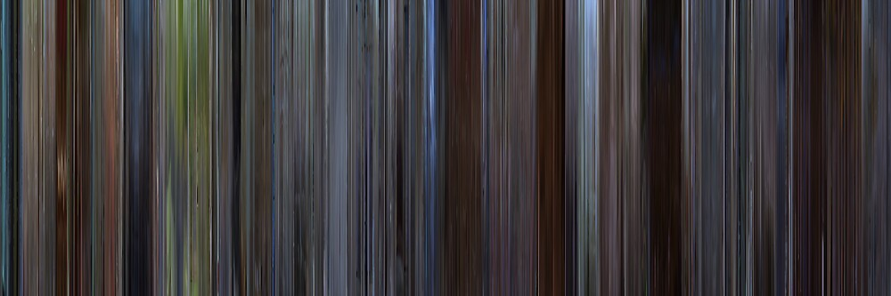 Moviebarcode: About a Boy (2002) by moviebarcode