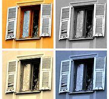 Old Window by lora931