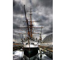HMS Gannet  Photographic Print