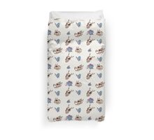 Flora and Fauna pattern Duvet Cover