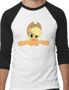 AppleJack Men's Baseball ¾ T-Shirt