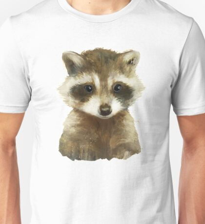 Little Raccoon Unisex T-Shirt