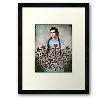 Fridas Dream Framed Print