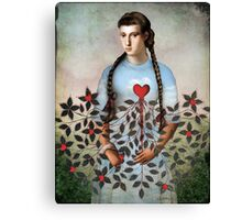 Fridas Dream Canvas Print