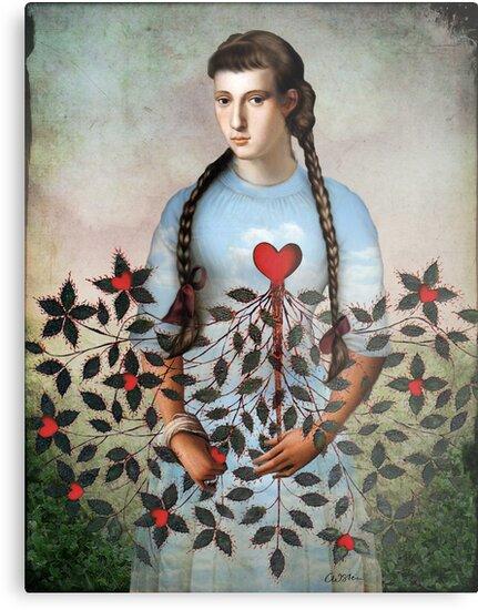 Fridas Dream by Catrin Welz-Stein